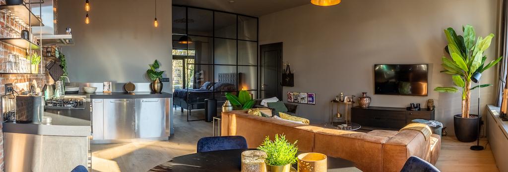 Luxe nieuwbouw appartementen huren in centrum Breda